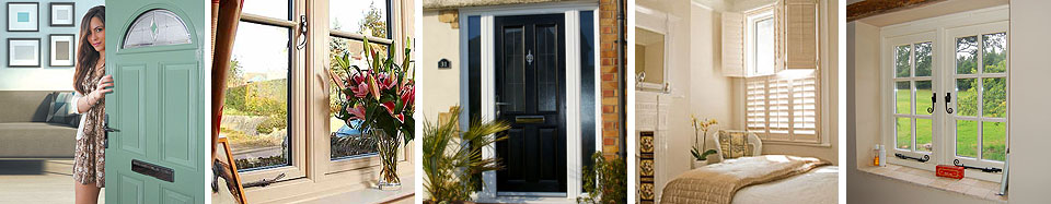 replacement doors and windows in timber and composite materials